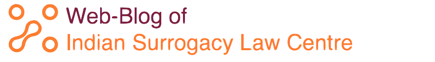 Web-Blog of Indian Surrogacy Law Centre